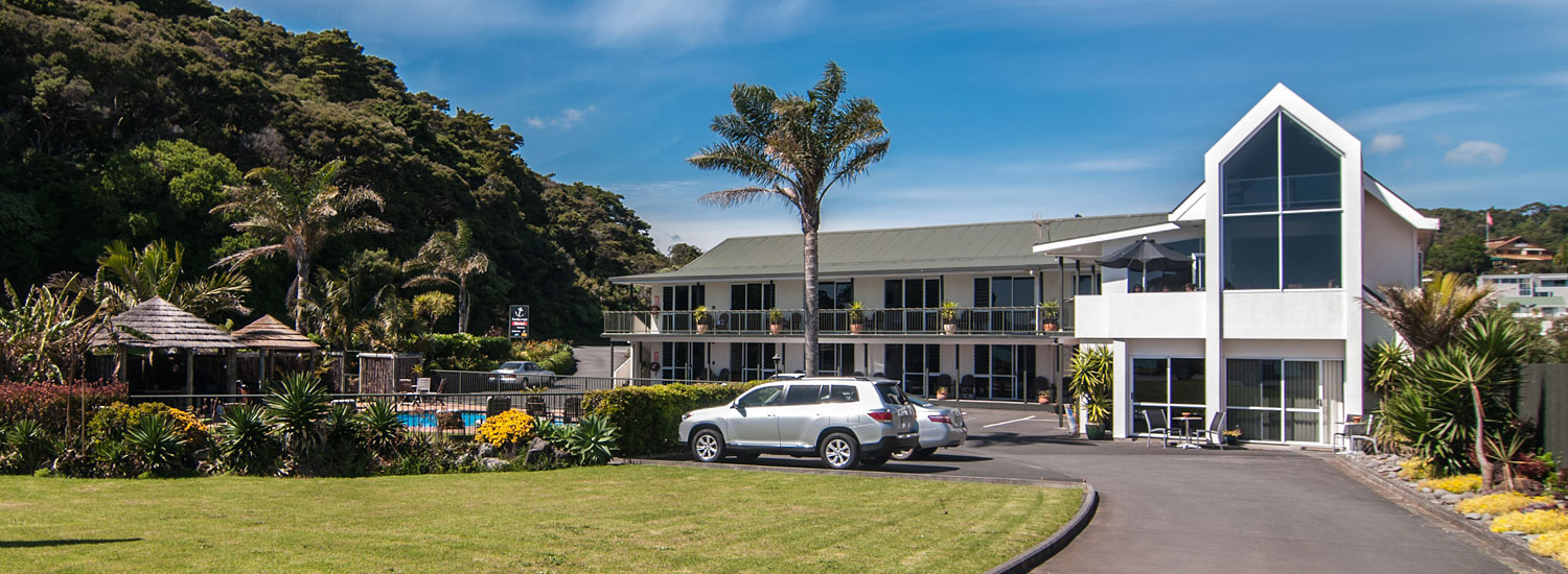Anchorage Motel Paihia, Bay of Islands